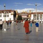 Lhasa, Čína