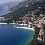 Baška Voda, Chorvatsko