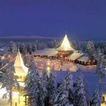Рованіємі, Фінляндія