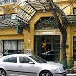 Kinissi Palace, Thessalonique, Grèce