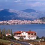 Tsamis хотел, Кастория, Гърция