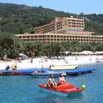 Nissaki Beach, Korfu, Griechenland