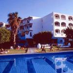 Hotel Oceanis, Korfu, Řecko