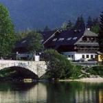 Jezero, Бохинь, Словения