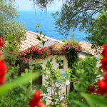 Sunshine Hotel, Corfu, Greece