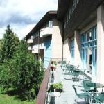 Hotel Plitvice, Rijeka, Croatie