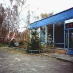 Skogbruk, Curonian Spit, Russland