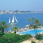 Riu Bonanza Playa, Mallorca, Spania