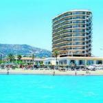Beach Club, Torremolinos, Španělsko