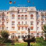 Grand Hotel Rimini, Rimini, Italie