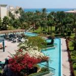 Hilton Resort Front, Hurghada, Égypte