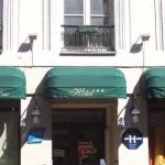 Aurore Montmartre, Paris, Frankrike