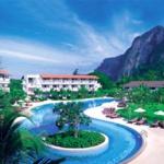 Aonang Villa Resort, Krabi, Thaimaa