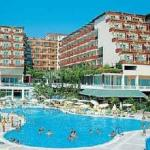 Holiday Park Resort, Alanya, Turecko