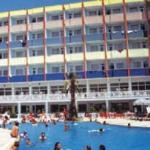 Asrin Beach, Alanya, Turquie