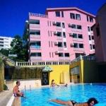 Delfin Hotel, Antalya, Turquie