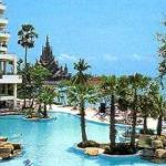 Hage Sea View Resort, Pattaya, Thailand