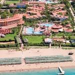Club Hotel Turan Prince maailmansodan, Puoli, Turkki