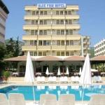 Blue Fish Hotel, Alanya, Turkey
