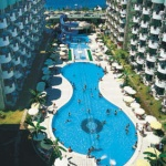 May Garden Club Hotel, Alanya, Turkki