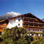 Brucke, Mayrhofen, Autriche