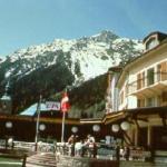 Croix Blanche, Chamonix, France
