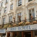 Niki, Лондон, Великобритания