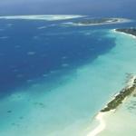 Kuramathi Blue Lagoon, Ari Atoll, Malediven