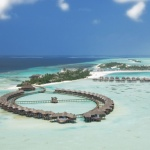 Olhuveli Beach, Мале атол Паўднёвы, Мальдывы