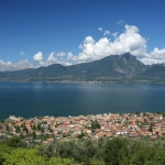 Garda-tó, Olaszország