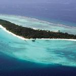 Laviyani korallzátony, Maldív-szigetek