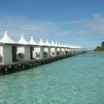 Мииму атолл, Мальдивы