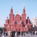 Moskva a Moskevská oblast, Rusko