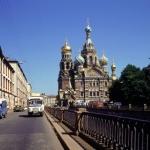 St. Petersburg og regionen, Russland