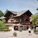 Gstaad, Švýcarsko